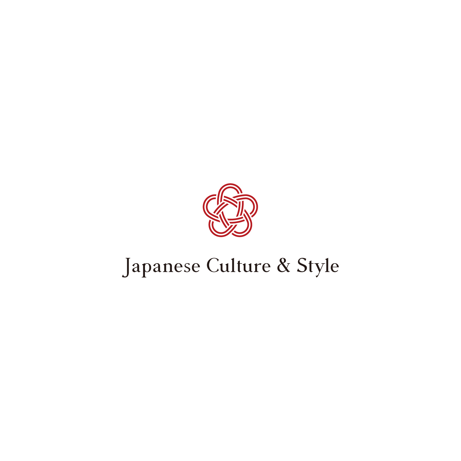 Japanese Culture & Style Logo