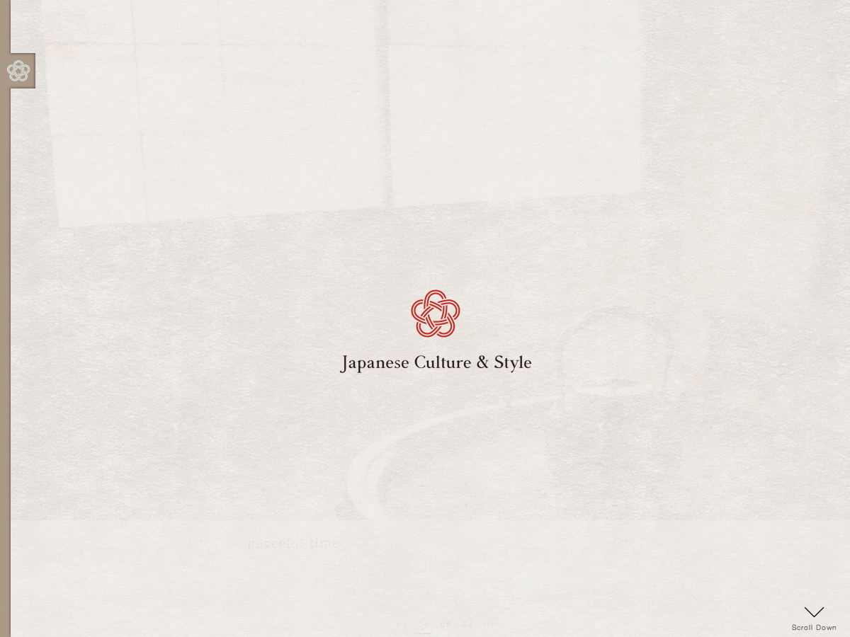 Japanese Culture & Style website
